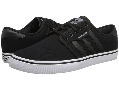 adidas Skateboarding - Seeley (Core Black/Grey/White) Men
