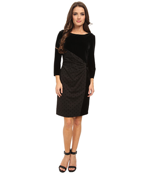 Tahari by ASL Petite - Petite Fannie (Black) Women
