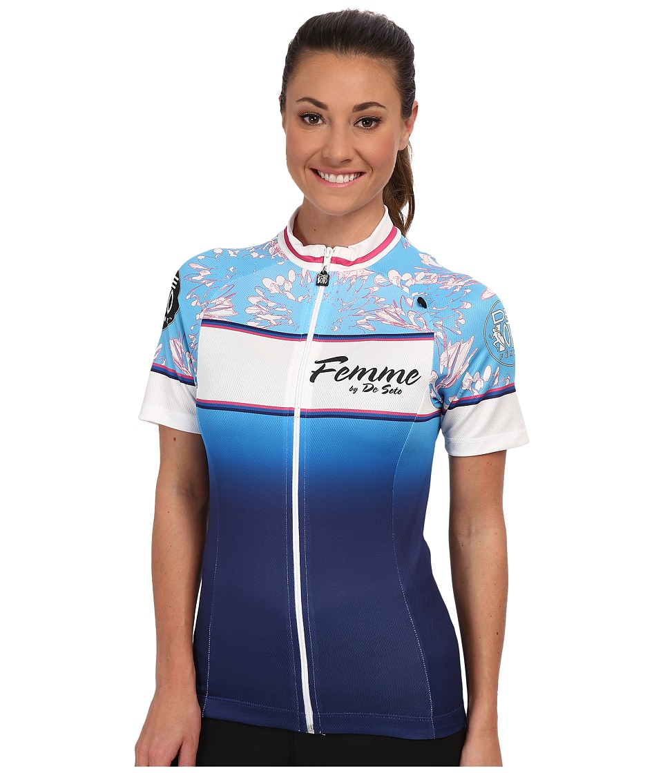 De Soto - Femme Bike Jersey (Limited Edition) Women's Workout