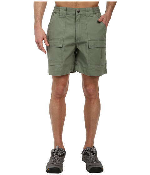 Royal Robbins - Blue Water Short (Canteen Green) Men's Shorts