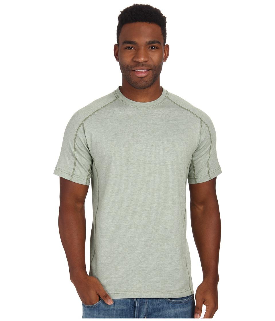 Royal Robbins - Dri-Release Crew (Artichoke) Men's Short Sleeve Pullover