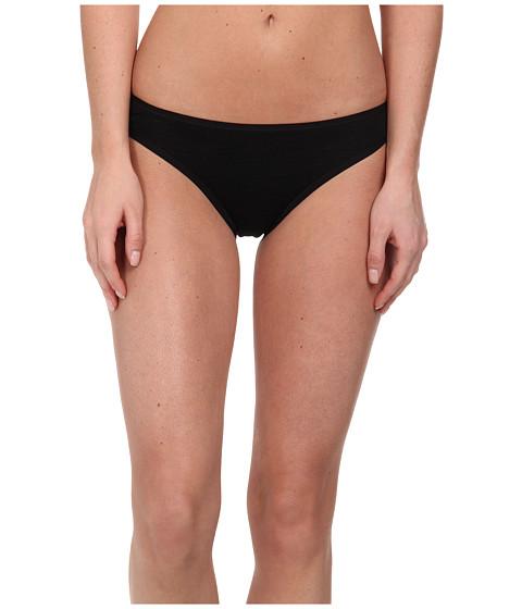 Smartwool - NTS Micro 150 Mid Rise Bikini (Black) Women's Underwear