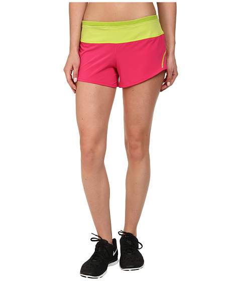 Smartwool - PhD Run Short (Bright Pink) Women