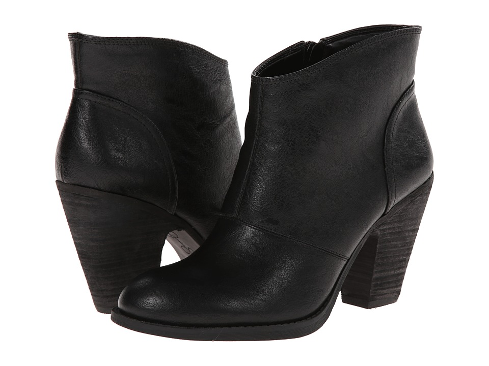 Jessica Simpson - Maxi Bootie (Black Night) Women's Boots