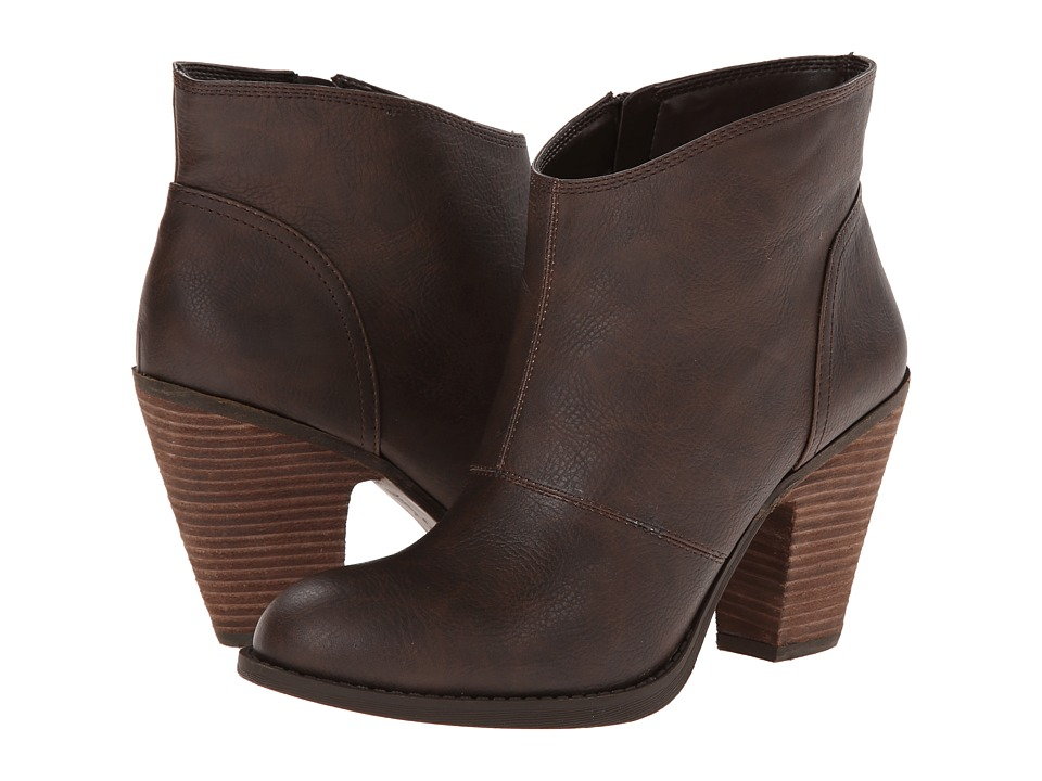 Jessica Simpson Maxi Bootie (Fudge) Women