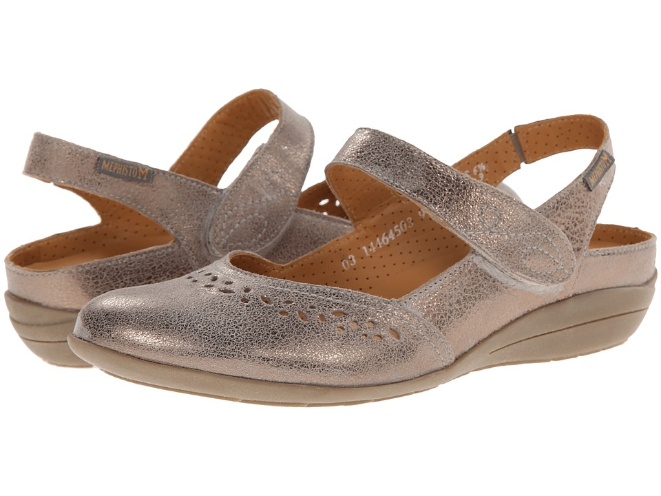 Mephisto - Orinda (Dark Taupe Old Vintage) Women's Shoes