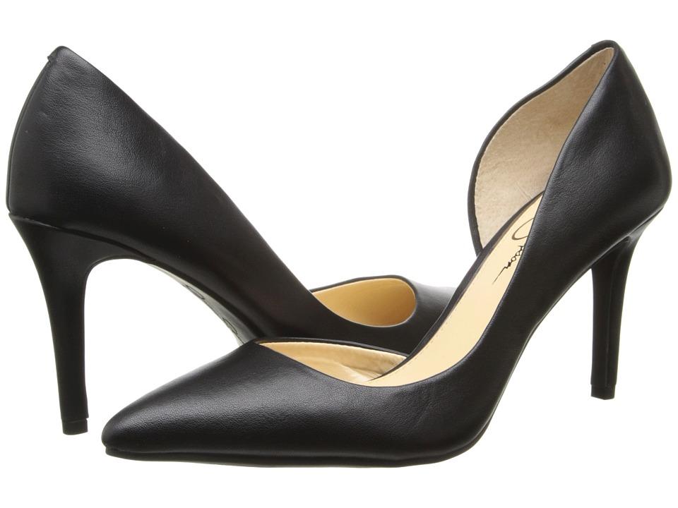 Jessica Simpson - Lacewell (Black Sleek) High Heels