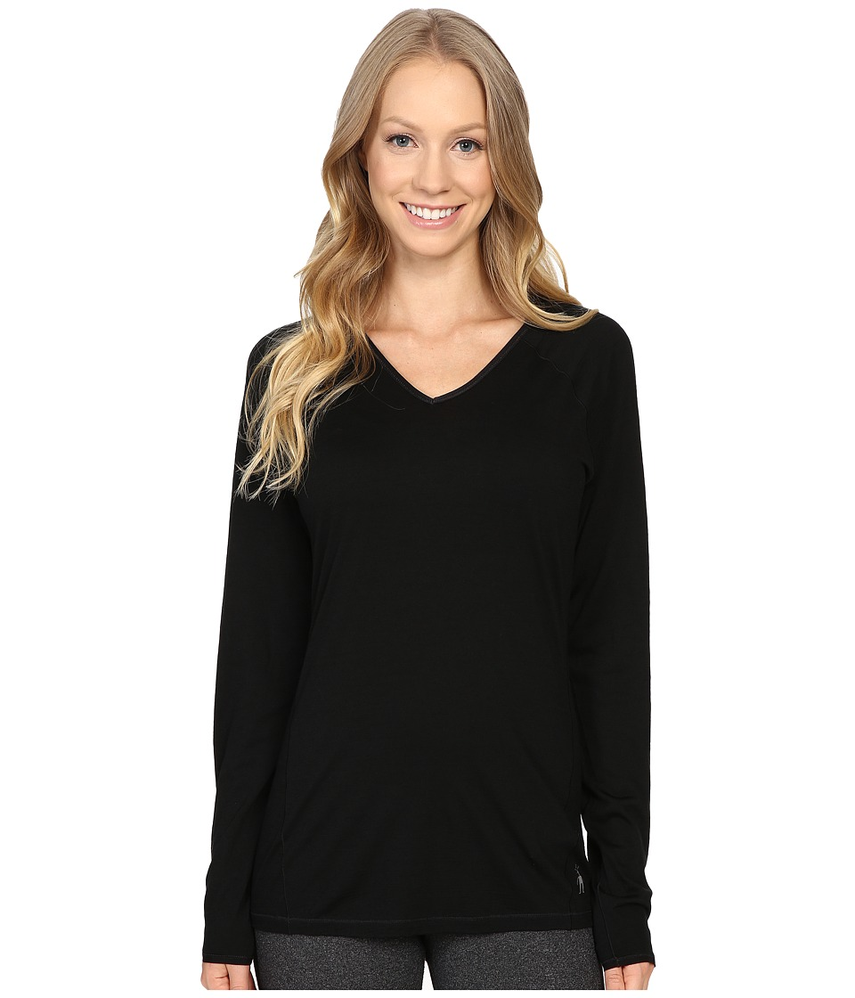 Smartwool - NTS Micro 150 Hoodie (Black) Women's Clothing
