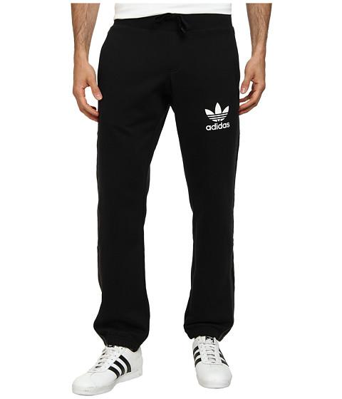 adidas Originals - Sport Essentials Sweatpants (Black/White) Men