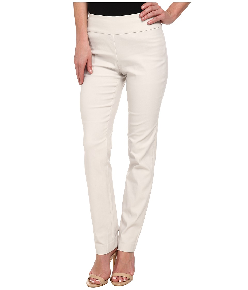 NIC+ZOE - Wonderstretch Pant (Powder) Women's Dress Pants