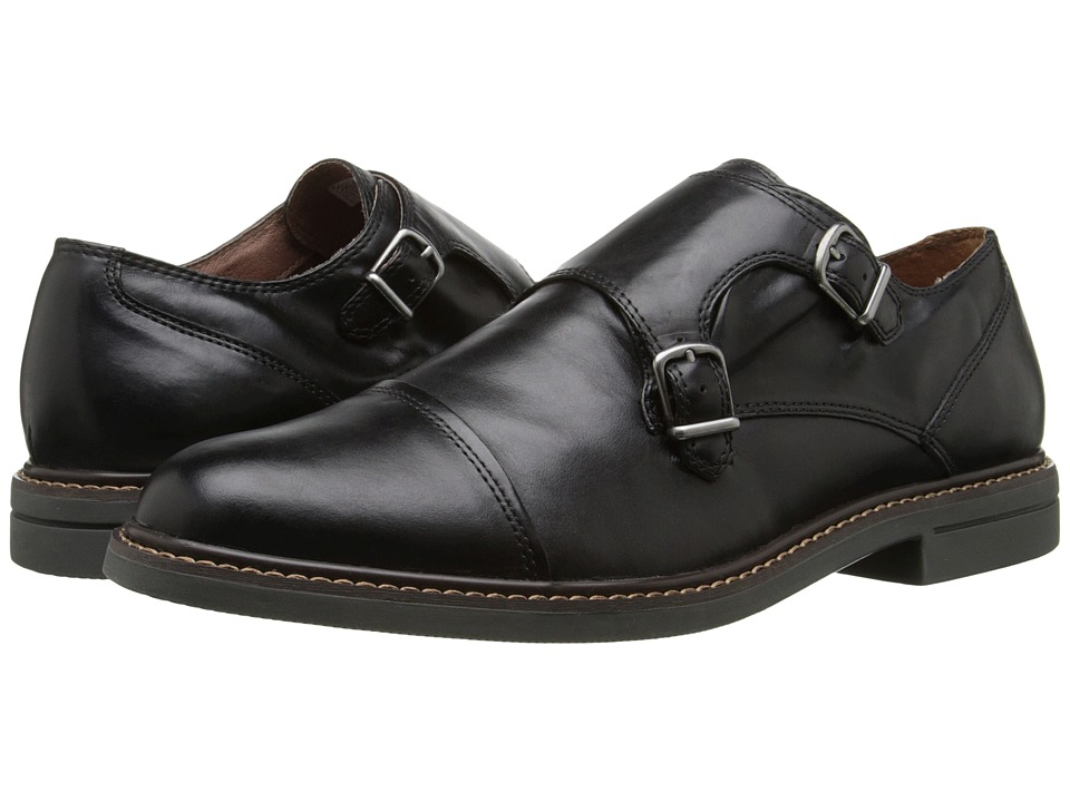 VIONIC - Stephen (Black) Men's Shoes