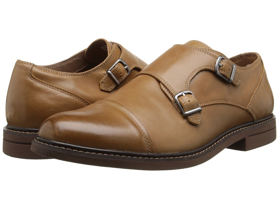 VIONIC - Stephen (Camel) Men's Shoes