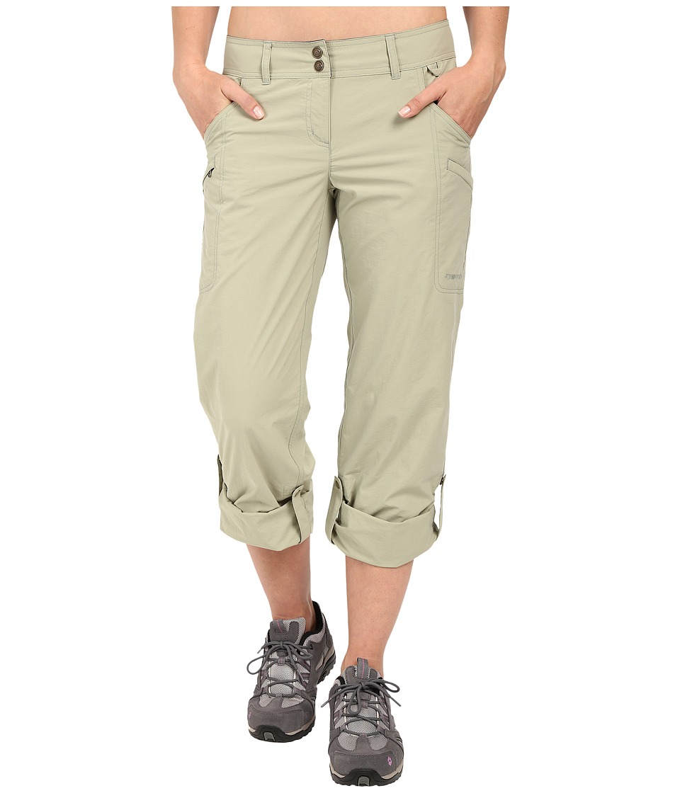 ExOfficio Nomad Roll-up Pant (Botanic) Women