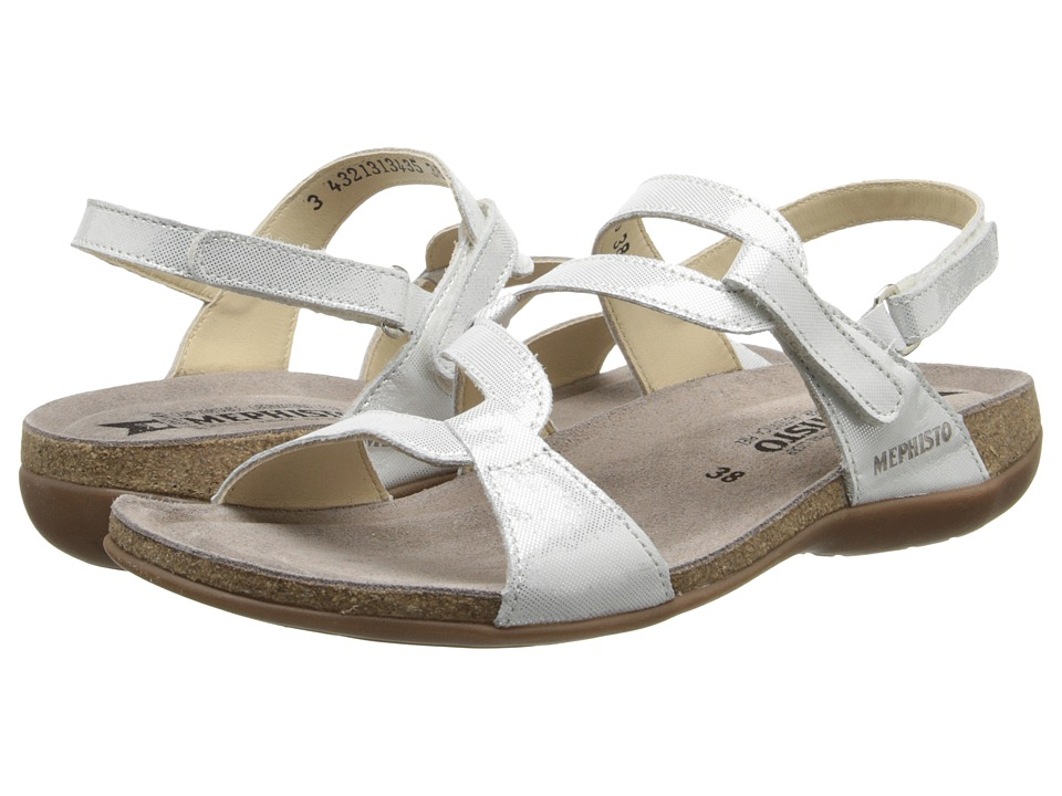 Mephisto - Adelie (White Liz) Women's Sandals