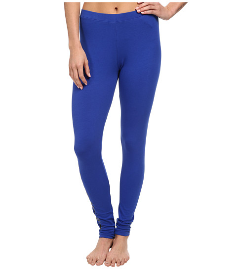 adidas Originals - Trefoil Leggings - MGH (Bold Blue/Black) Women's Workout