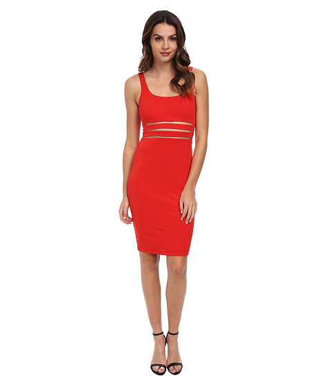 Bailey 44 - Down Beat Dress (Red) Women