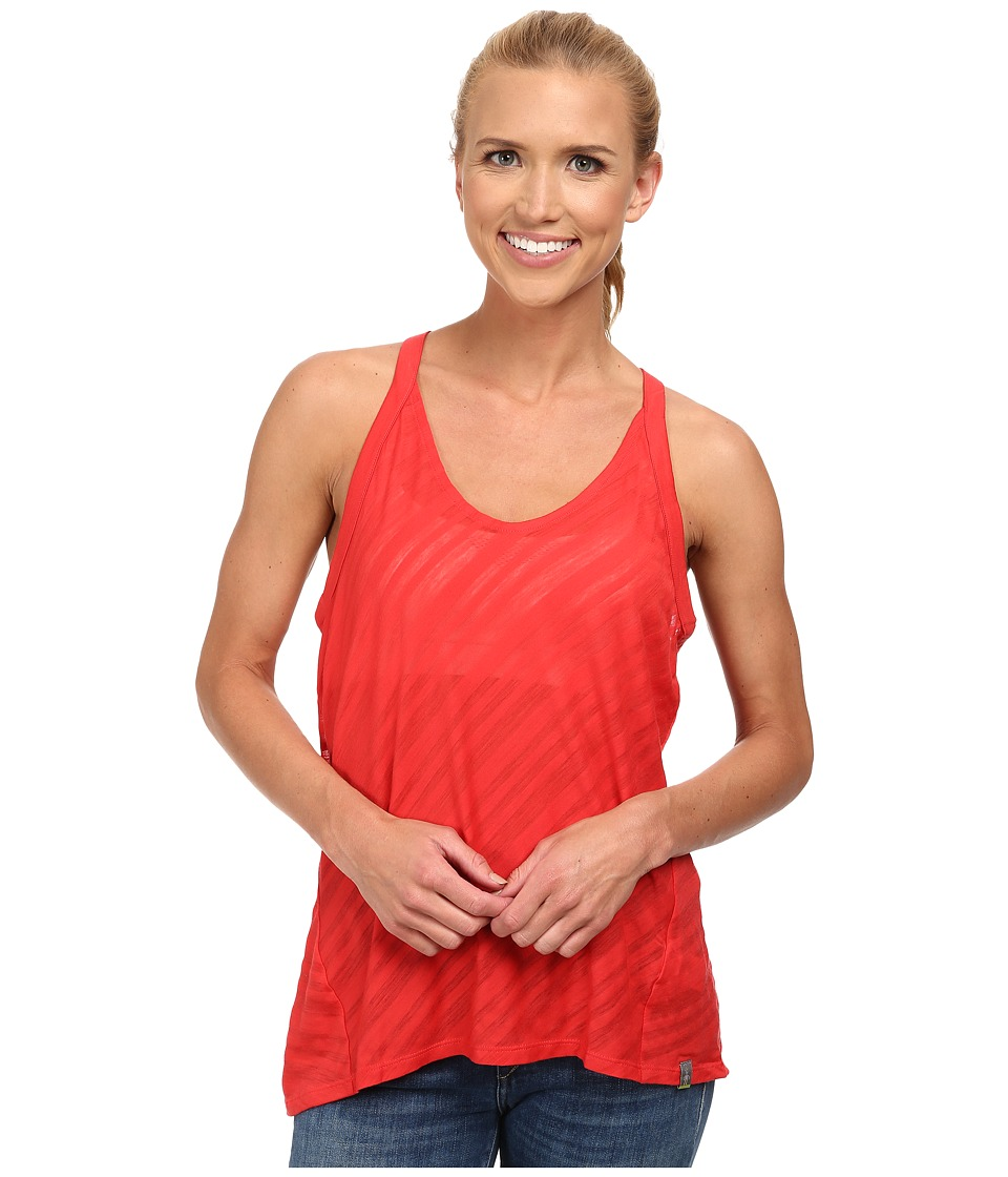 Smartwool - Burnout Tank Top (Hibiscus) Women's Sleeveless