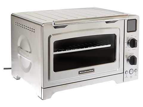 KitchenAid - KCO273SS 12 Convection Countertop Oven (Stainless Steel) Individual Pieces Cookware