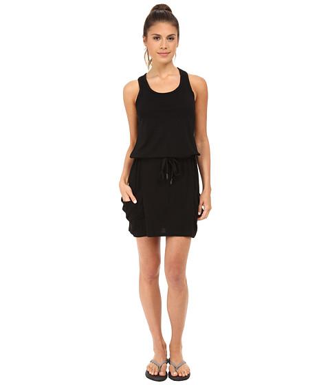 Smartwool - Seven Falls Tunic (Black) Women's Clothing