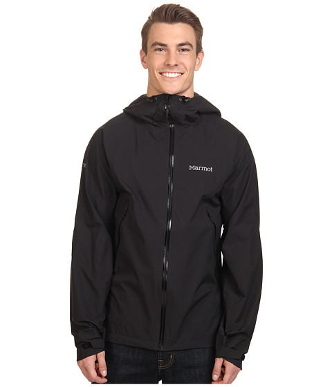 Marmot - Artemis Jacket (Black) Men's Coat