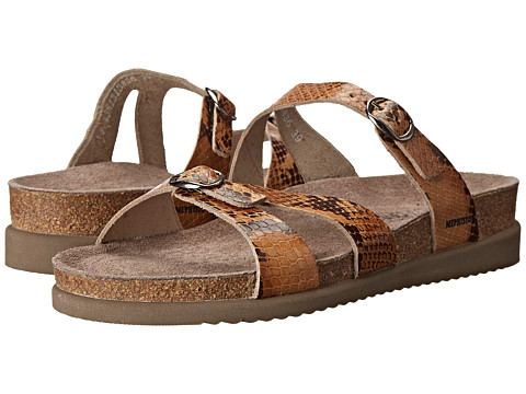 Mephisto - Hannel (Brown Sand Boa) Women