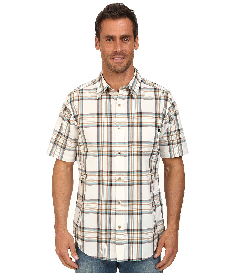 Marmot - Baker S/S (Deep Yellow) Men's Clothing