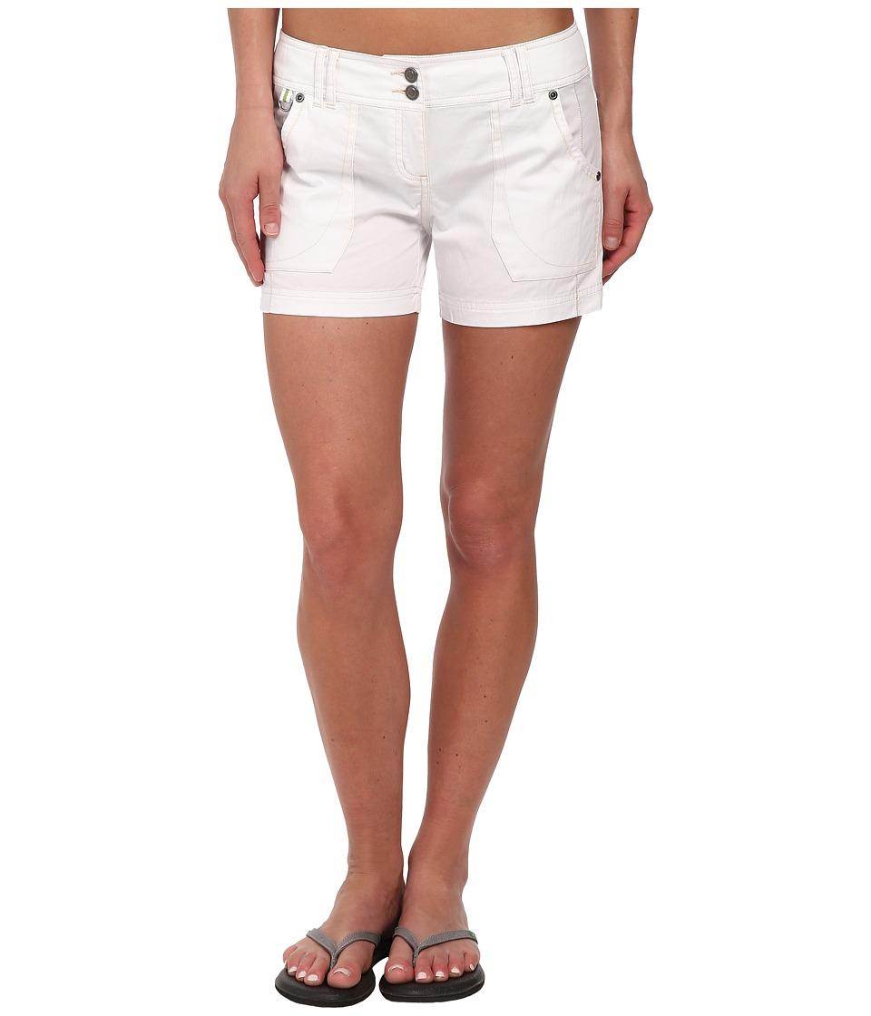 ExOfficio - Gazella Short (White) Women's Shorts