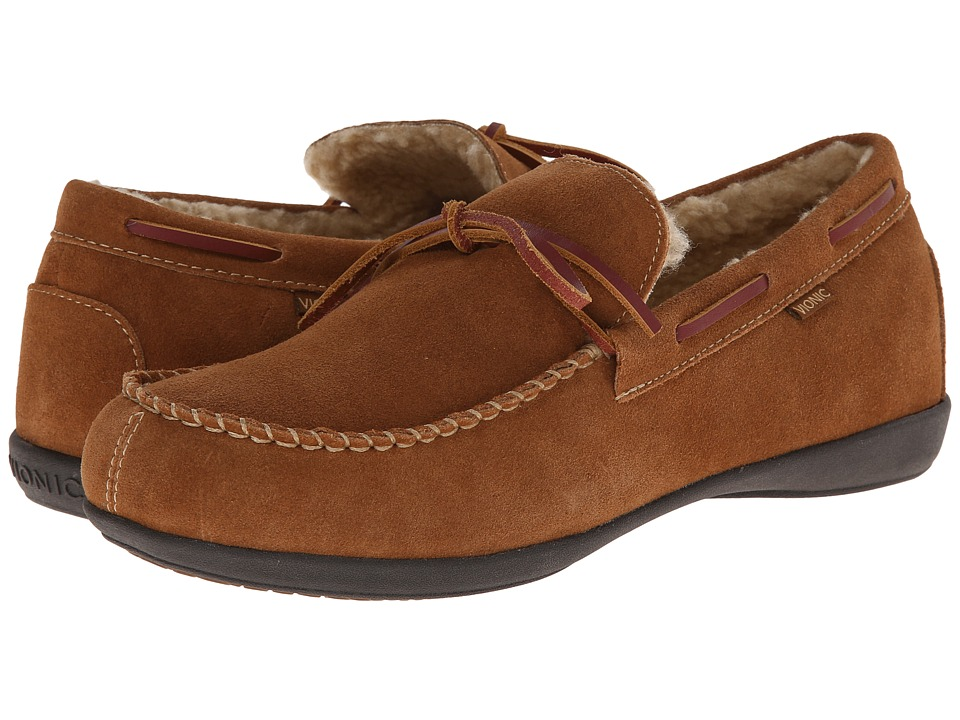 VIONIC - Dewey (Chestnut) Men's Shoes