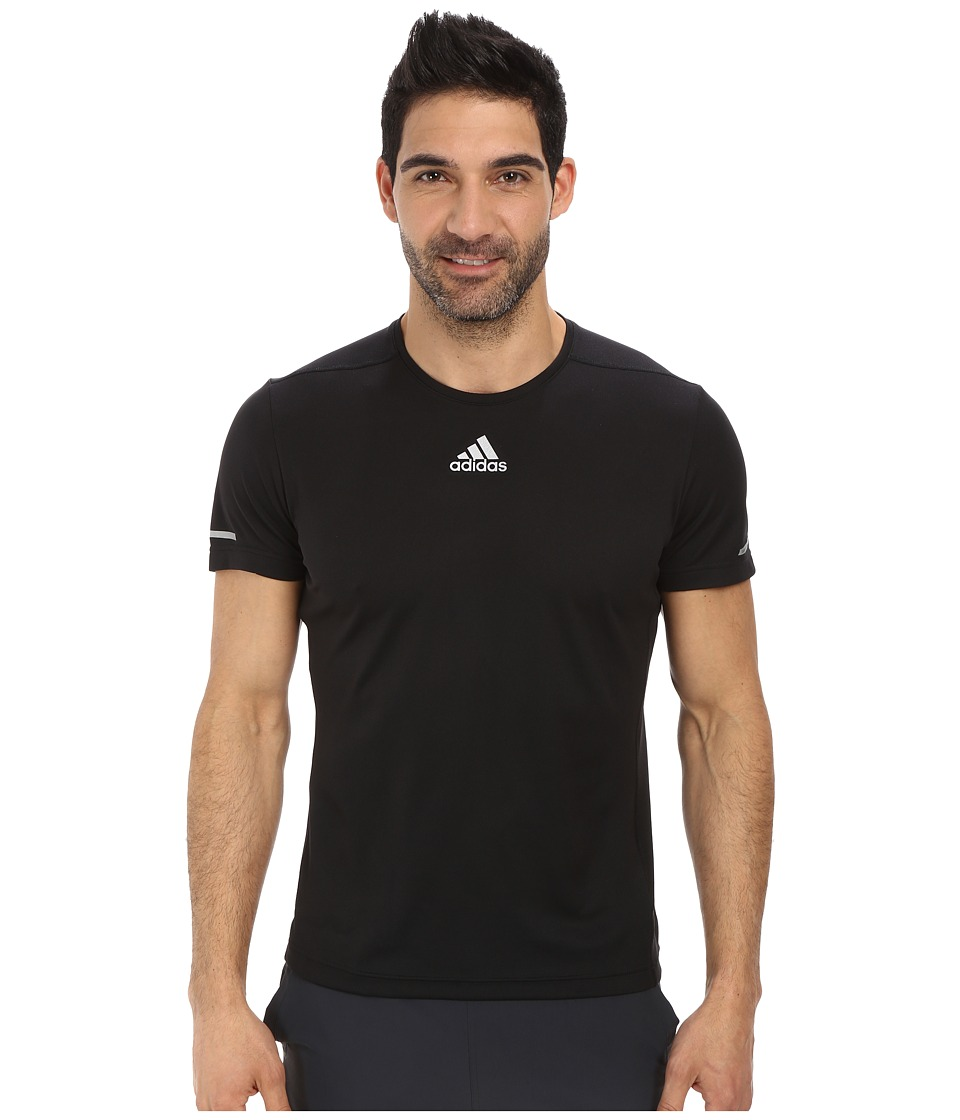 adidas - Sequencials Money S/S Tee (Black) Men's T Shirt