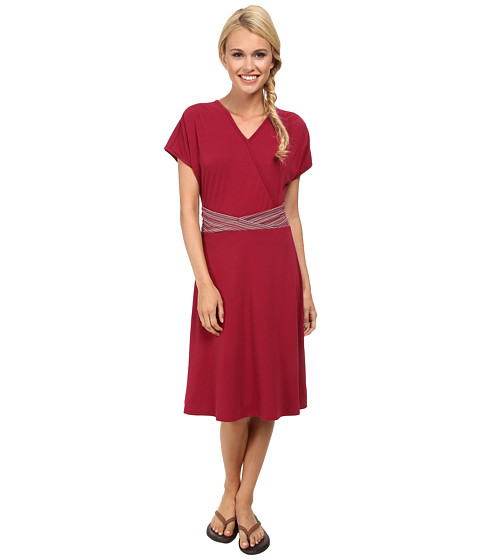 ExOfficio - Go-To Crossfront Dress (Mod) Women's Dress