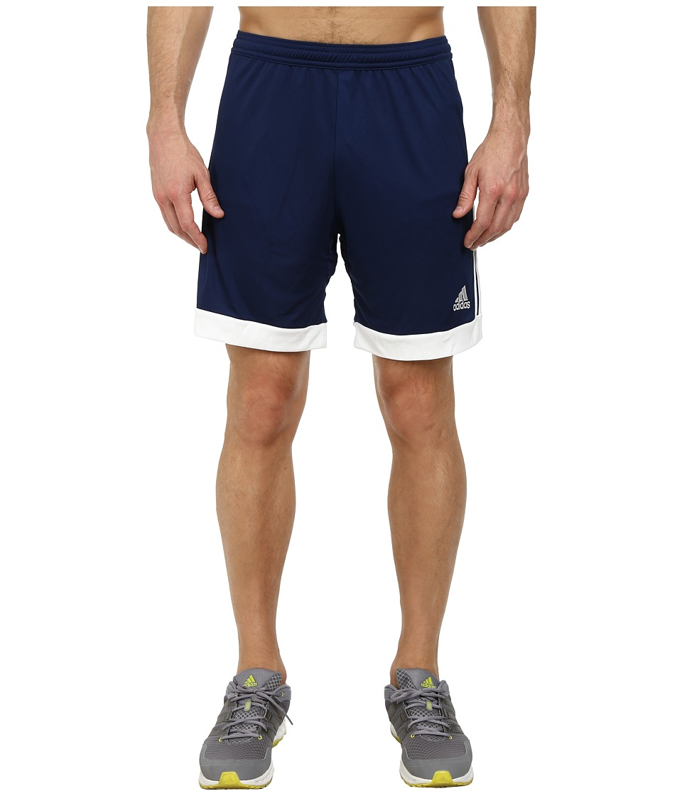 adidas - Tastigo 15 Dry Dye Short (Dark Blue/White) Men's Shorts