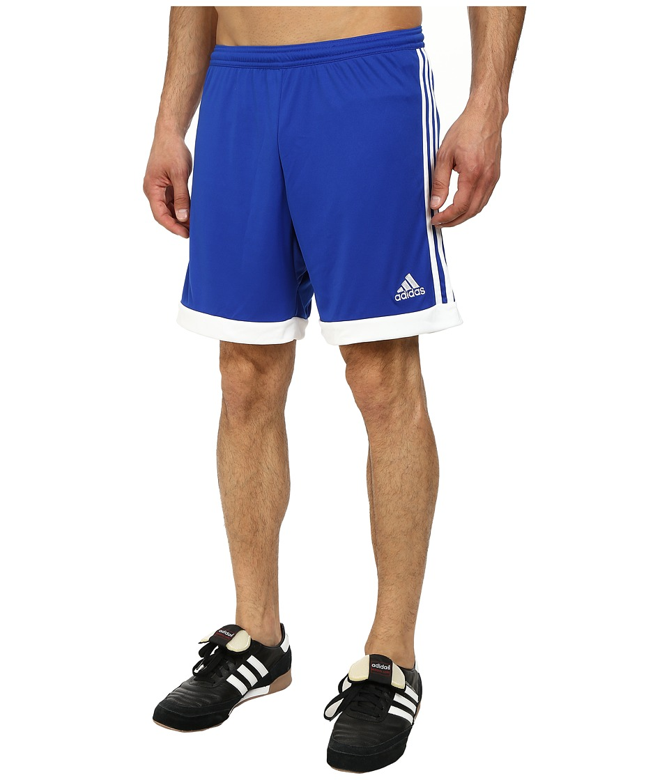 adidas - Tastigo 15 Dry Dye Short (Bold Blue/White) Men's Shorts