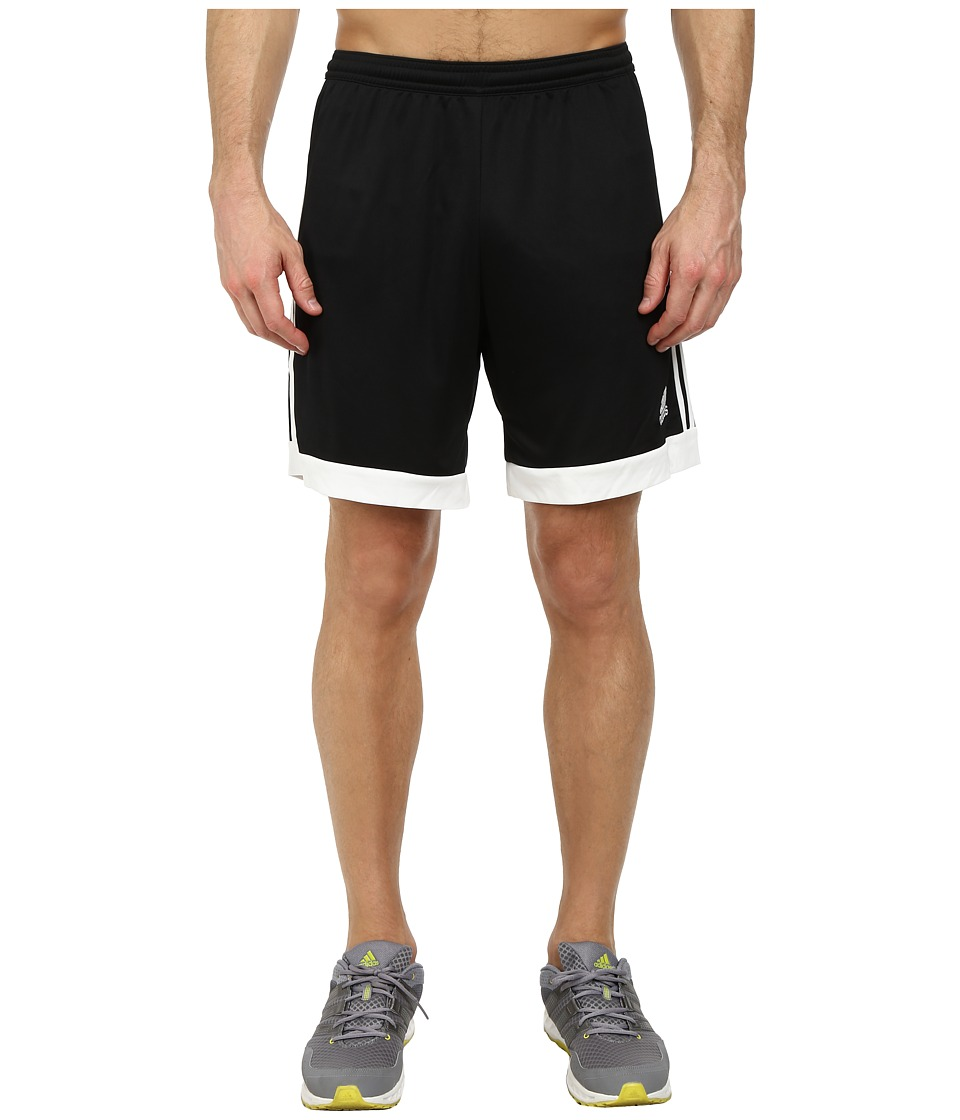 adidas - Tastigo 15 Dry Dye Short (Black/White) Men's Shorts