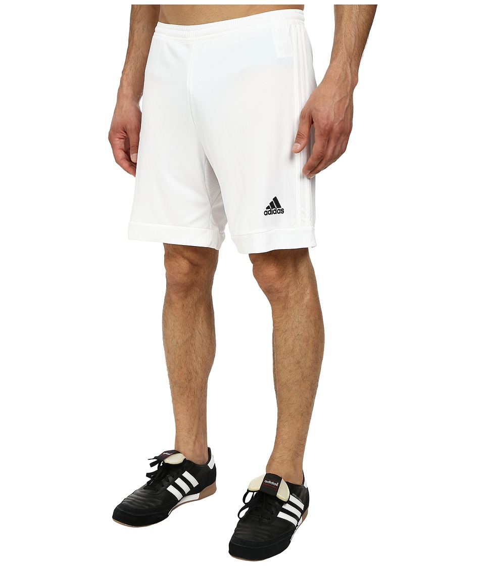 adidas - Tastigo 15 Dry Dye Short (White/White) Men's Shorts