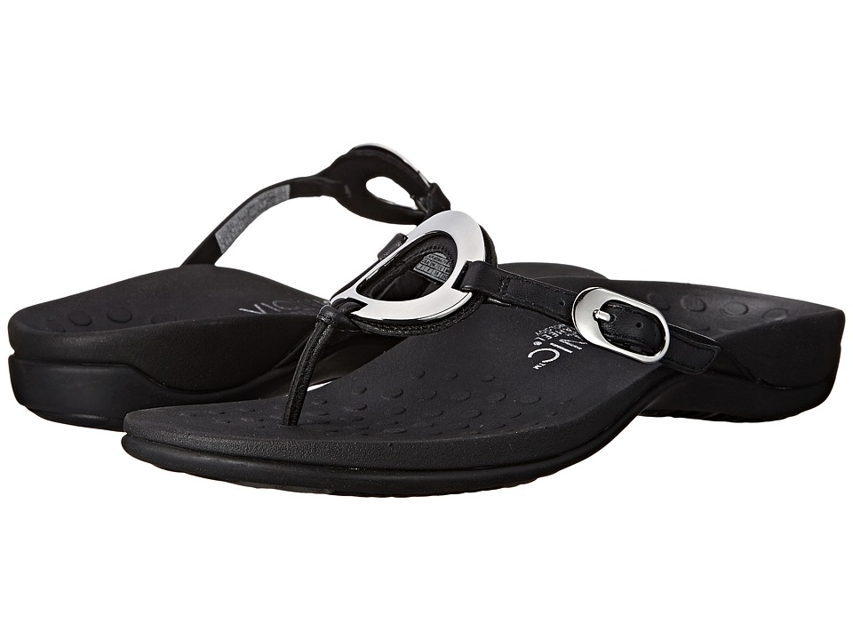 VIONIC - Karina (Black) Women's Sandals