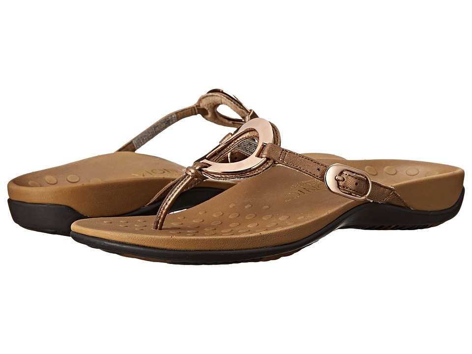 VIONIC - Karina (Bronze) Women's Sandals