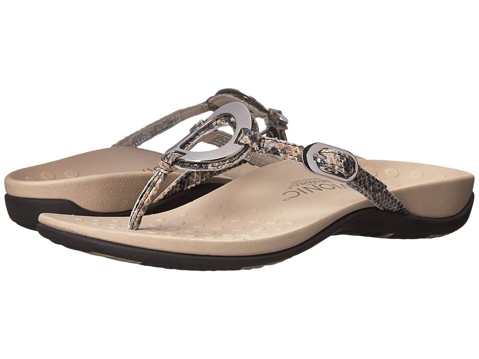VIONIC - Rest Karina (Natural Snake) Women's Sandals