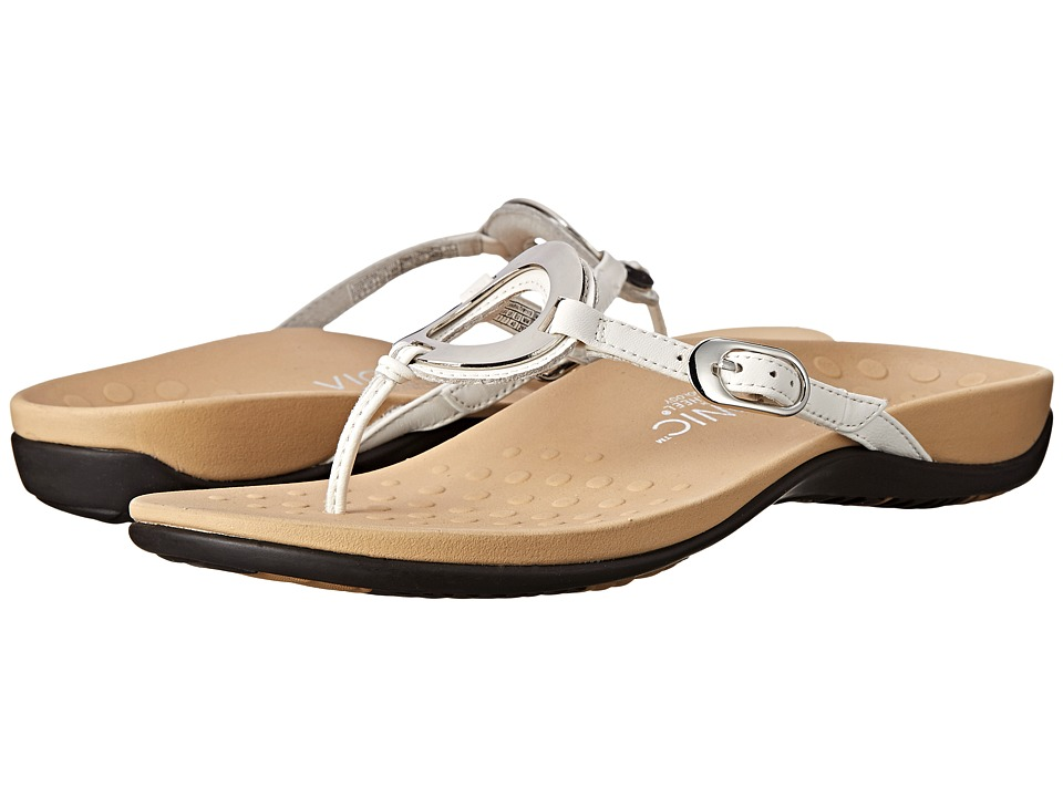 VIONIC - Rest Karina (White) Women's Sandals