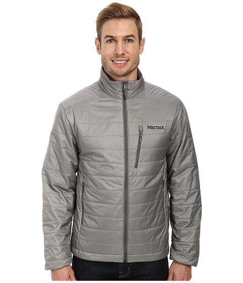 Marmot - Calen Jacket (Steel/Stealth Gray/Stealth Gray) Men's Coat