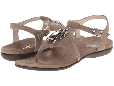 VIONIC with Orthaheel Technology - Tatiana (Taupe) Women's Sandals