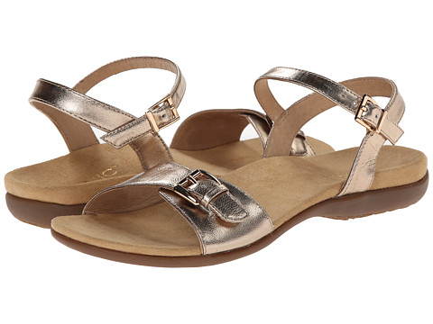 VIONIC with Orthaheel Technology - Alita (Platinum) Women's Sandals