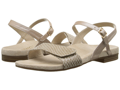 VIONIC with Orthaheel Technology - Sondra (Gold) Women's Sandals