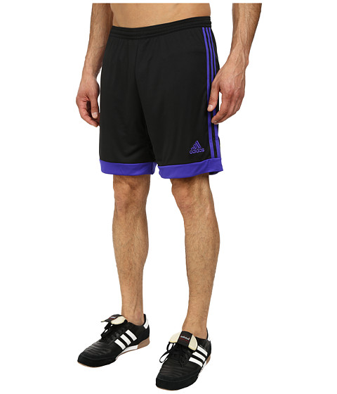 adidas - Tastigo 15 Short (Black/Night Flash) Men's Shorts
