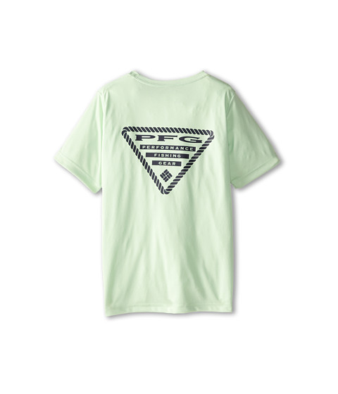 Columbia Kids - Graphic Tee (Little Kids/Big Kids) (Key West Peg) Boy