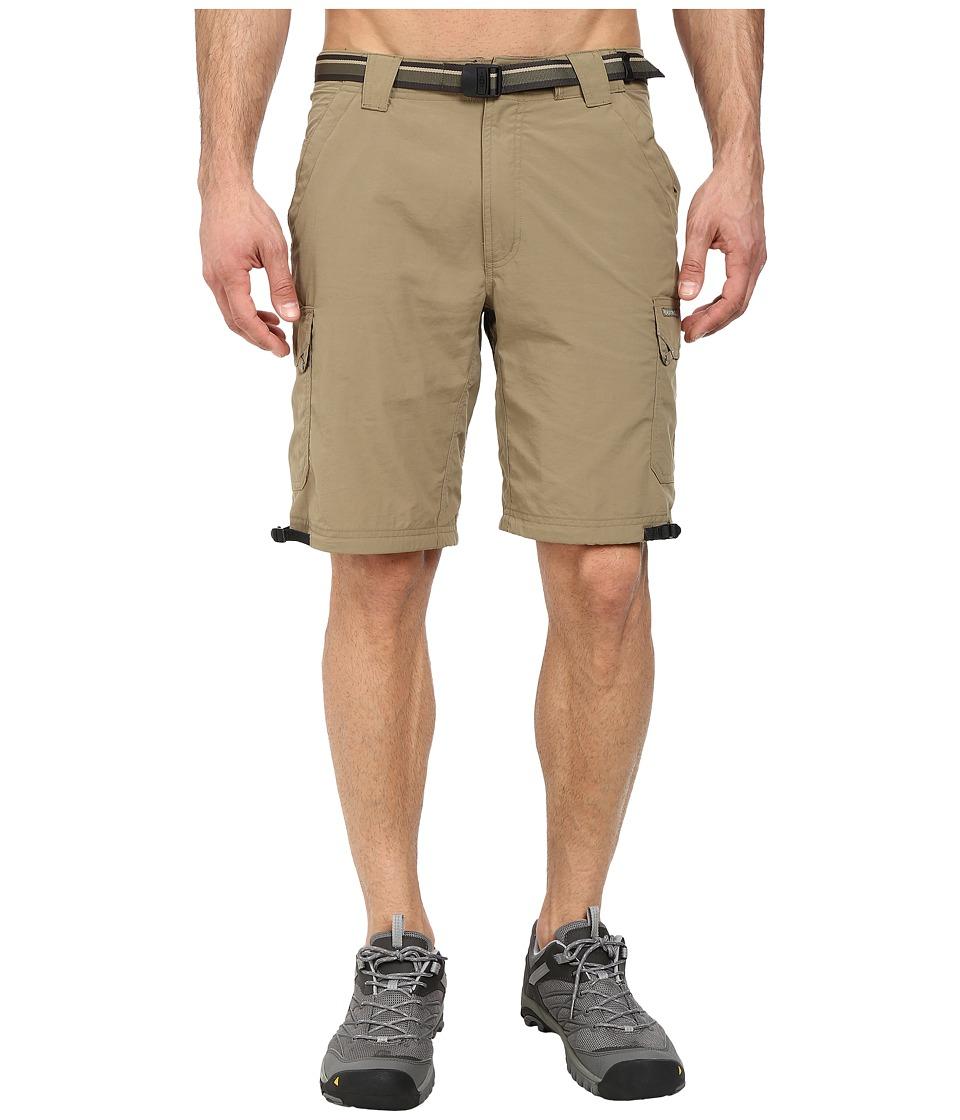 ExOfficio - Amphi 10 Short (Walnut) Men's Shorts