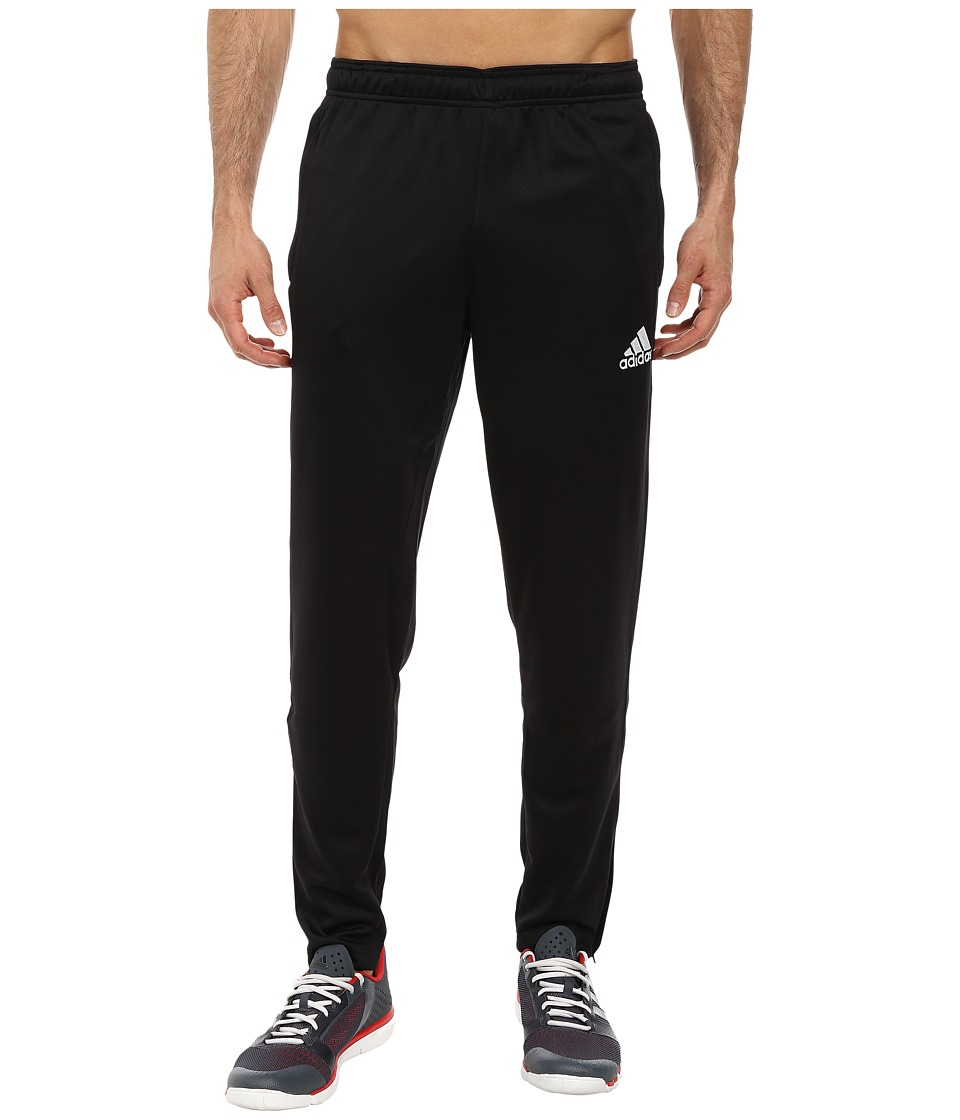adidas Core 15 Training Pant (Black/White) Men