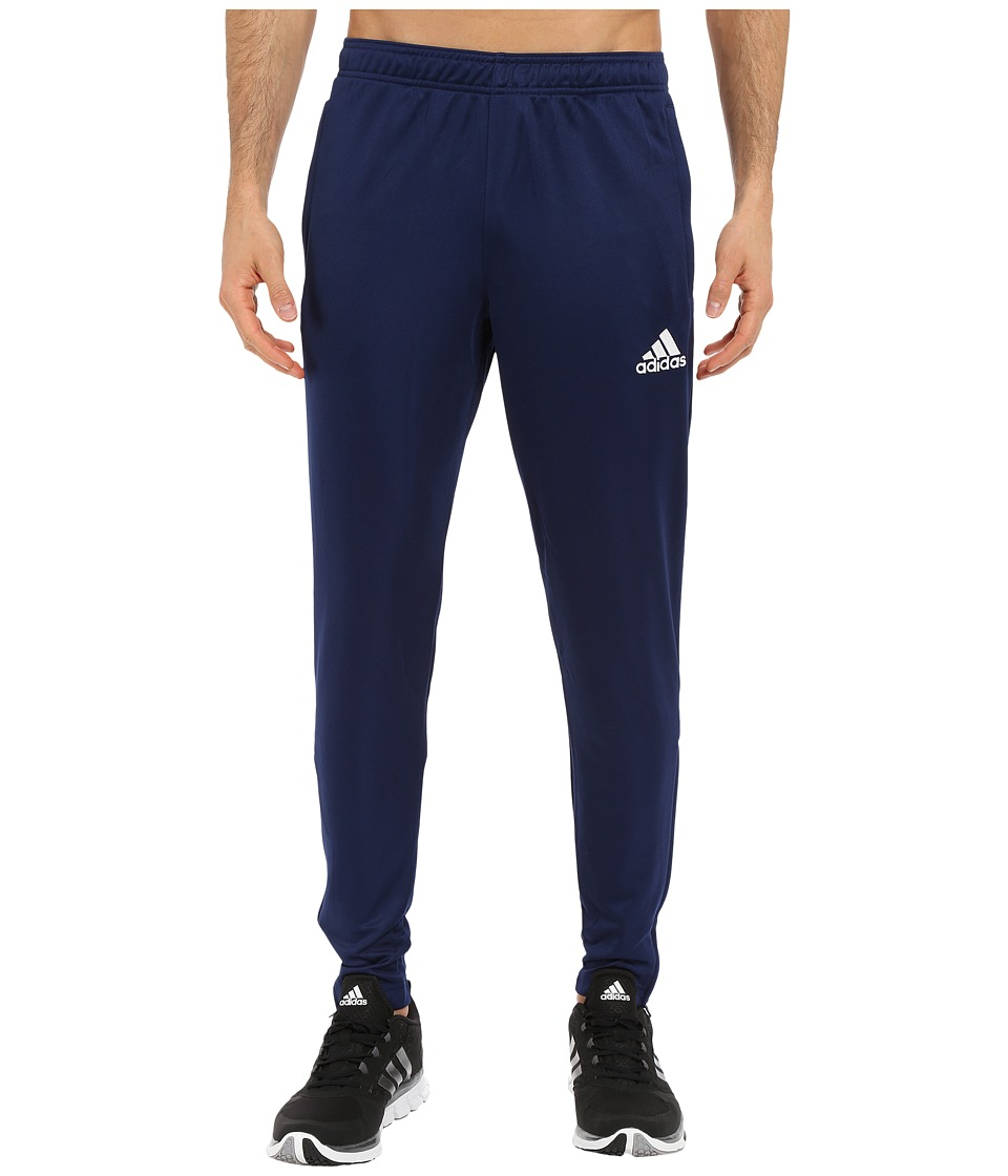 adidas Core 15 Training Pant (Dark Blue/White) Men