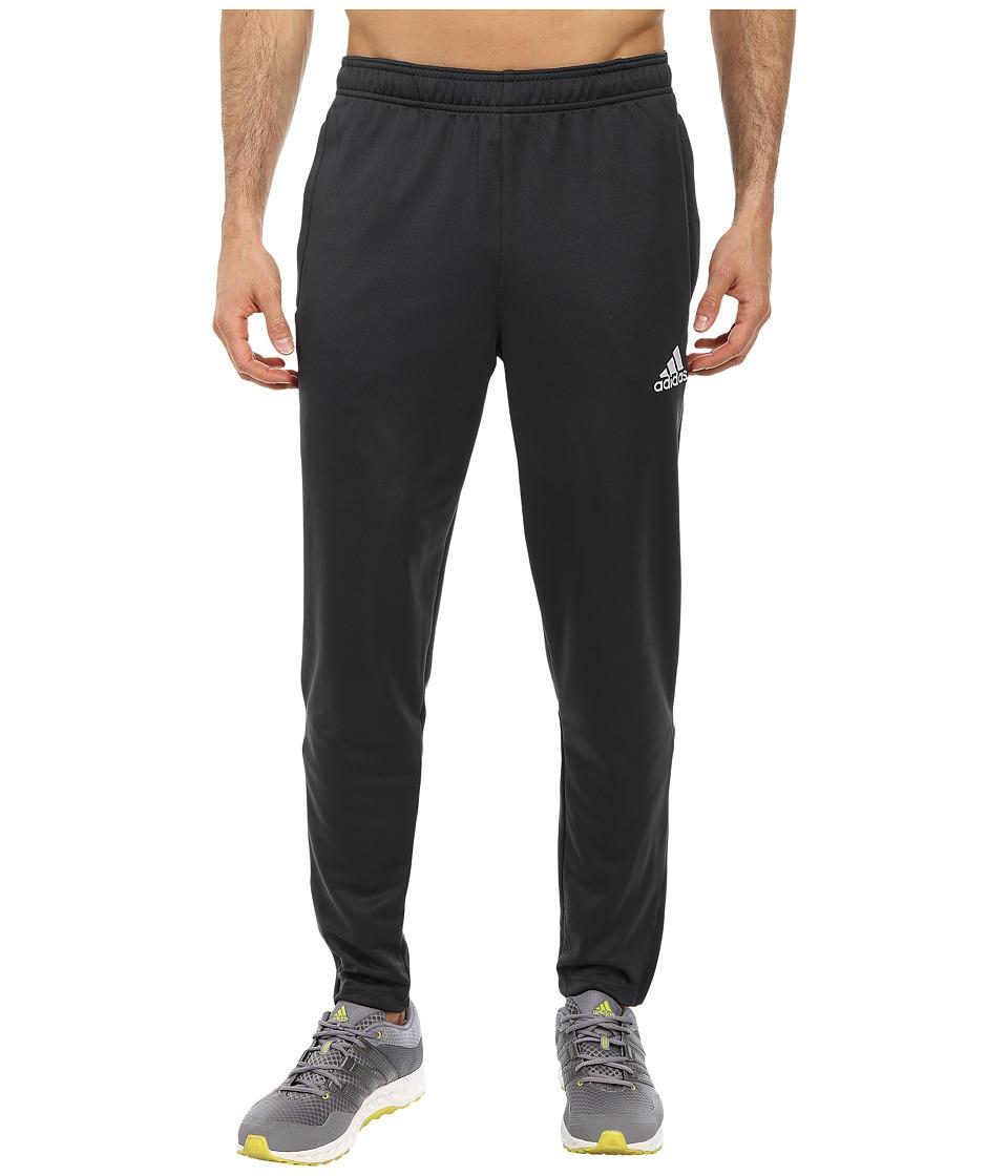 adidas - Core 15 Training Pant (Dark Grey/White) Men's Workout