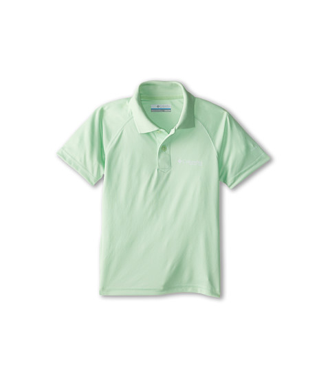 Columbia Kids - Terminal Tackle Polo Shirt (Little Kids/Big Kids) (Key West) Boy's Short Sleeve Pullover