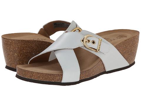 VIONIC - Danette (White) Women's Wedge Shoes